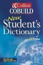 Portada COLLINS COBUILD NEW STUDENTS DICTIONARY  - - - HARPERCOLLINS