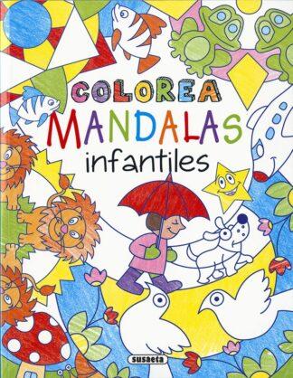 Portada COLOREA MANDALAS INFANTILES -  - SUSAETA