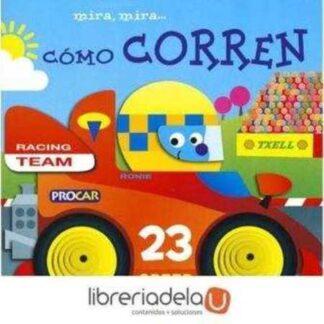 Portada CÓMO CORREN - BUSQUETS, JORDI - SUSAETA