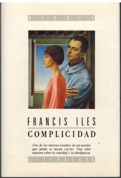 Portada COMPLICIDAD - FRANCIS ILES - CIRCULO DE LECTORES
