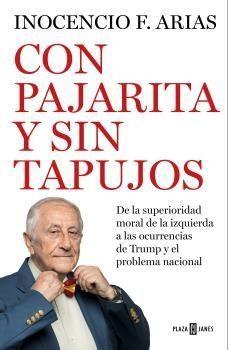 Portada CON PAJARITA Y SIN TAPUJOS - ARIAS, INOCENCIO F. - CIRCULO DE LECTORES