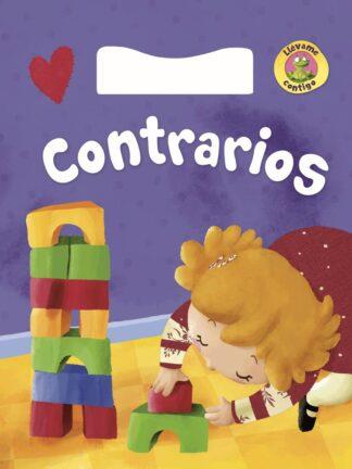 Portada -CONTRARIOS - LLEVAME CONTIGO - EQUIPO EDITORIAL - LIBSA
