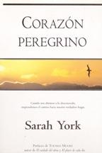 Portada CORAZON PEREGRINO - SARAH YORK - EDICIONE B