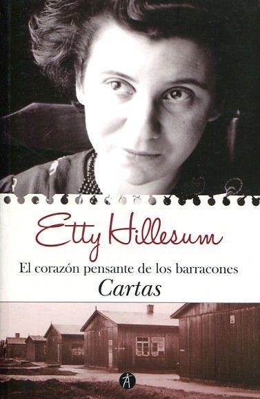 Portada CORAZON PENSANTE DE LOS BARRACONES - HILLESUM E. - ANTHROPOS