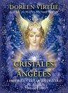 Portada CRISTALES Y ANGELES - VIRTUE, DOREEN - ARKANO BOOKS