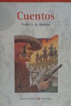 Portada CUENTOS - PEDRO A. DE ALARCON - VICENS VIVES