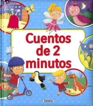 Portada CUENTOS DE 2 MINUTOS - EDICIONES, SUSAETA - SUSAETA