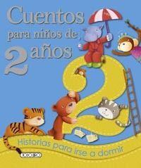 Portada CUENTOS PARA NIÑOS DE 2 AÑOS -  -