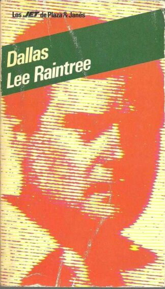 Portada DALLAS - LEE RAINTREE - PLAZA Y JANES
