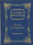 Portada DAVID LIVINGSTONE - CARMEN SANTOS - NAUTA