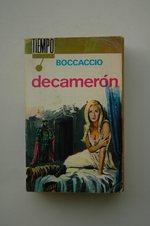 Portada DECAMERON - BOCCACCIO - FERMA