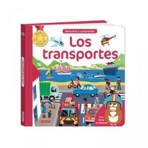 Portada DESCUBRO COMPRENDO TRANSPORTES.A -  -