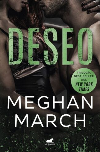 Portada DESEO. TRILOGIA MOUNT 3 - MARCH, MEGHAN -