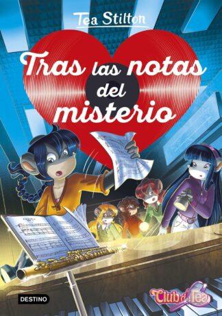 Portada DETECTIVES DEL CORAZON 3 - TRAS LAS NOTAS DEL MIST - STILTON, TEA - CIRCULO DE LECTORES