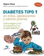 Portada DIABETES TIPO 1 EN NI OS, ADOLESCENTES Y ADULTOS J - HANAS, RAGNAR - DIAZ DE SANTOS