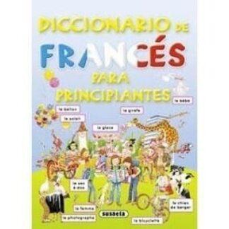 Portada DICCIONARIO FRANCES PARA PRINCIPIANTES -  - SUSAETA