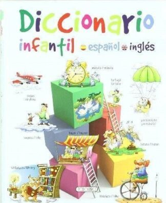Portada DICCIONARIO INFANTIL ESPA OL-INGLES - AA.VV -