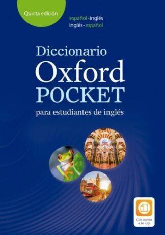 Portada DICC OXF POCKET ESP-ING/ING-ESP 5ED -  - OXFORD
