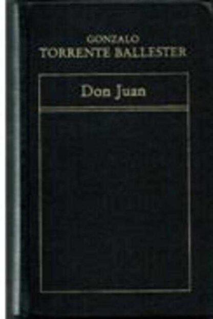 Portada DON JUAN - GONZALO TORRENTE BALLESTER - ORBIS