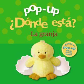 Portada DONDE ESTA?:LA GRANJA.POP-UP.BR -  - BRUÑO