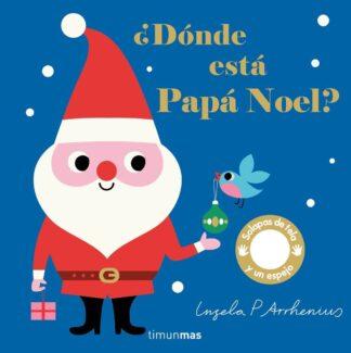 Portada ¨DONDE ESTA PAPA NOEL? - ARRHENIUS, INGELA P. - CIRCULO DE LECTORES