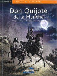 Portada DON QUIJOTE DE LA MANCHA - DON QUIJOTE DE LA MANCHA - ALMANDRABA