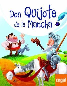 Portada DON QUIJOTE DE LA MANCHA -  AGUSTÍN CELIS SANCHEZ /  ALEJANDRA RAMÍREZ ZARZURLA, - LIBSA