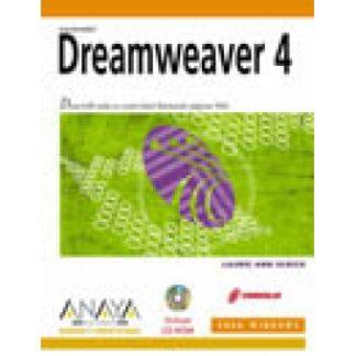Portada DREAMWEAVER 4 - LAURIE ANN ULRICH - ANAYA