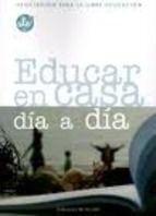 Portada EDUCAR EN CASA DIA A DIA - AAVV - OBSTARE