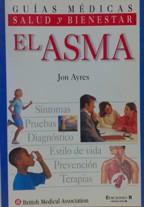 Portada EL ASMA - JON AYRES - EDICIONES B