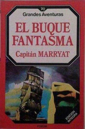 Portada EL BUQUE FANTASMA - CAPITAN MARRYAT - FORUM