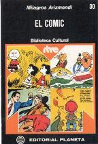 Portada EL COMIC - MILAGROS ARIZMENDI - PLANETA