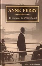 Portada EL COMPLOT DE WHITECHAPEL - ANNE PERRY - SALVAT