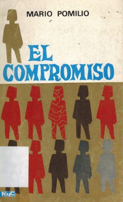 Portada EL COMPROMISO - MARIO POMILIO - MAGISTERIO