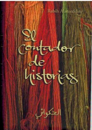 Portada EL CONTADOR DE HISTORIAS - RABIH ALAMEDDINE - LUMEN