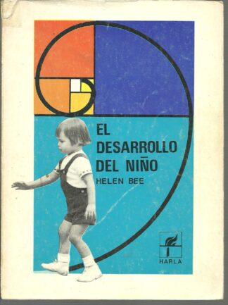 Portada EL DESARROLLO DEL NIÑO - HELEN BREE - HARLA