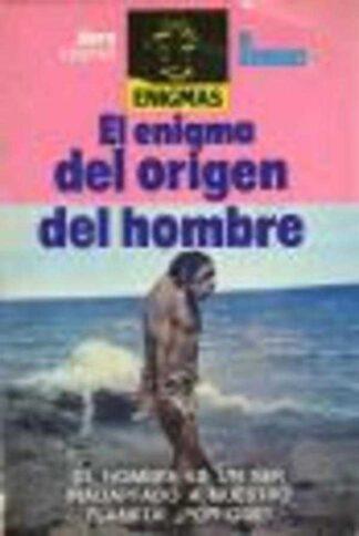 Portada EL ENIGMA DEL ORIGEN DEL HOMBRE - P GUIRAO - LIBRO EXPRESS