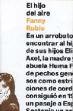 Portada EL HIJO DEL AIRE - FANNY RUBIO - PLANETA