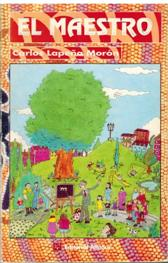 Portada EL MAESTRO - CARLOS LAPEÑA MORON - ALFASUR