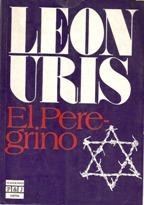 Portada EL PEREGRINO - LEON URIS - PLAZA Y JANES