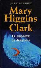 Portada EL SINDROME DE ANASTASIA - MARY HIGGINS CLARK - RBA