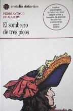 Portada EL SOMBRERO DE TRES PICOS - PEDRO ANTONIO DE ALARCON - CASTALIA DIDACTICA