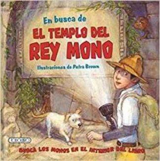 Portada EL TEMPLO DEL REY MONO - TODOLIBRO, EQUIPO -