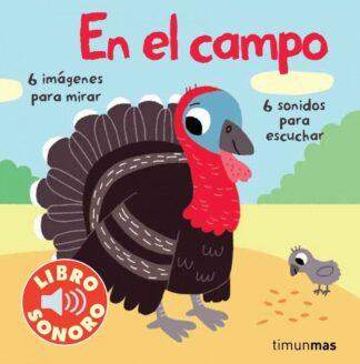 Portada EL CAMPO. MI PRIMER LIBRO DE SONIDOS - MARION BILLET - CIRCULO DE LECTORES