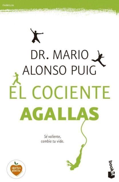 Portada EL COCIENTE AGALLAS - MARIO ALONSO PUIG - ESPASA CALPE