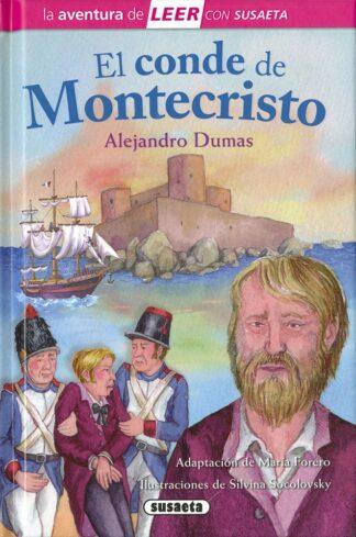 Portada EL CONDE DE MONTECRISTO -  - SUSAETA