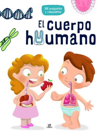Portada EL CUERPO HUMANO - EQUIPO EDITORIAL - LIBSA