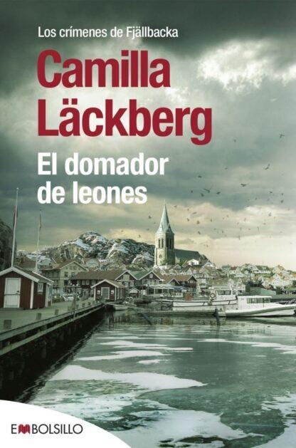 Portada EL DOMADOR DE LEONES - LACKBERG CAMILL - MAEVA