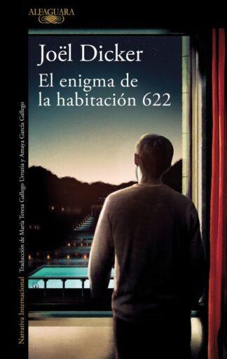 Portada EL ENIGMA DE LA HABITACIÓN 622 - JOEL DICKER - ALFAGUARA