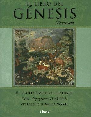 Portada EL GENESIS ILUSTRADO - AA.VV -